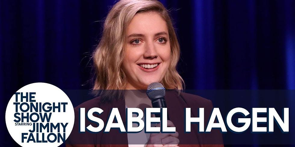 Remote Comedy Night: Isabel Hagen