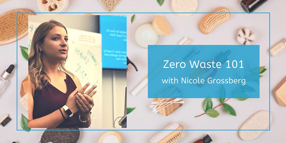 Remote Conversation Club: Zero Waste 101