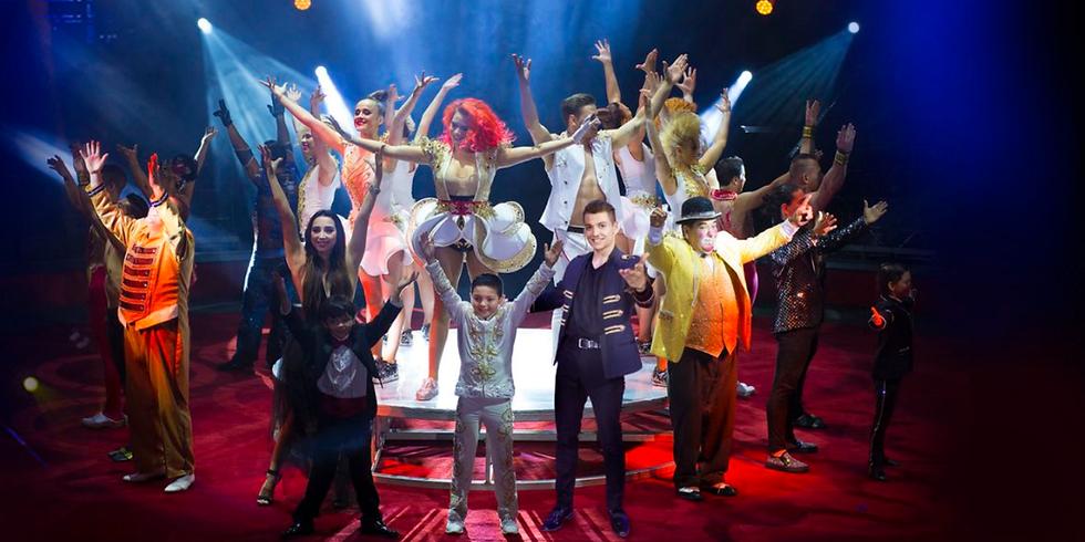 Members - Circo Hermanos Vazquez: Modern Circus Fun