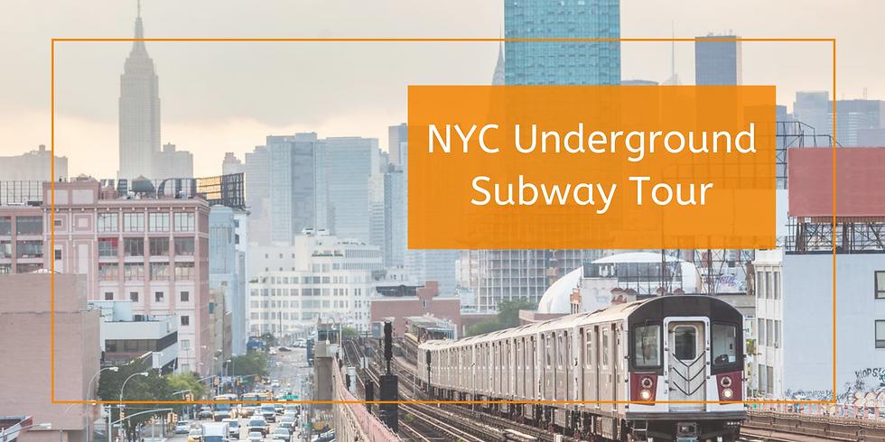 NYC Underground Subway Tour