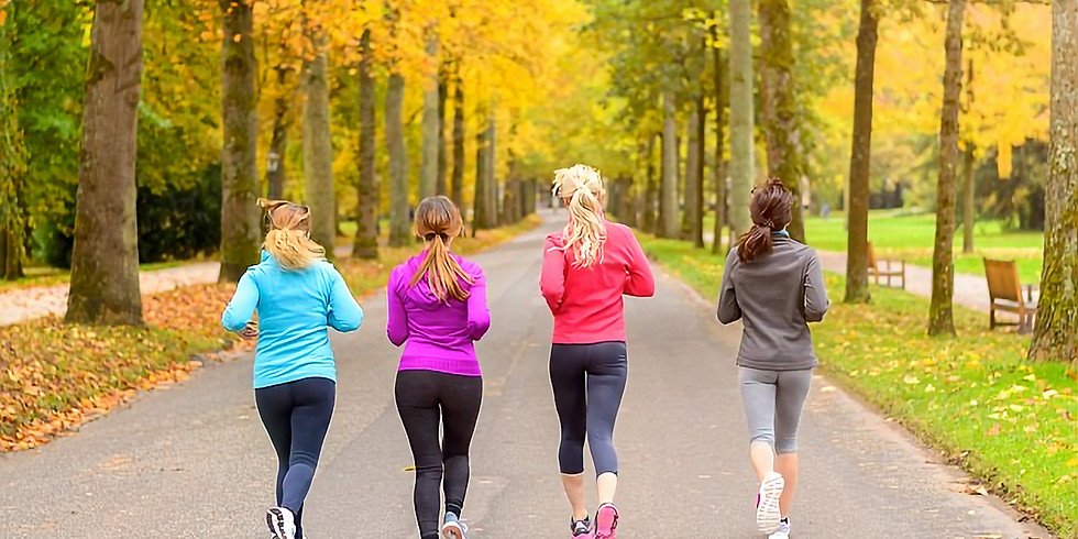 Camaraderie Fall Fun 5K Walk/Run