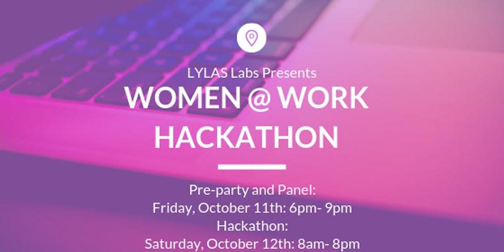 Members - Women @ Work Hackathon
