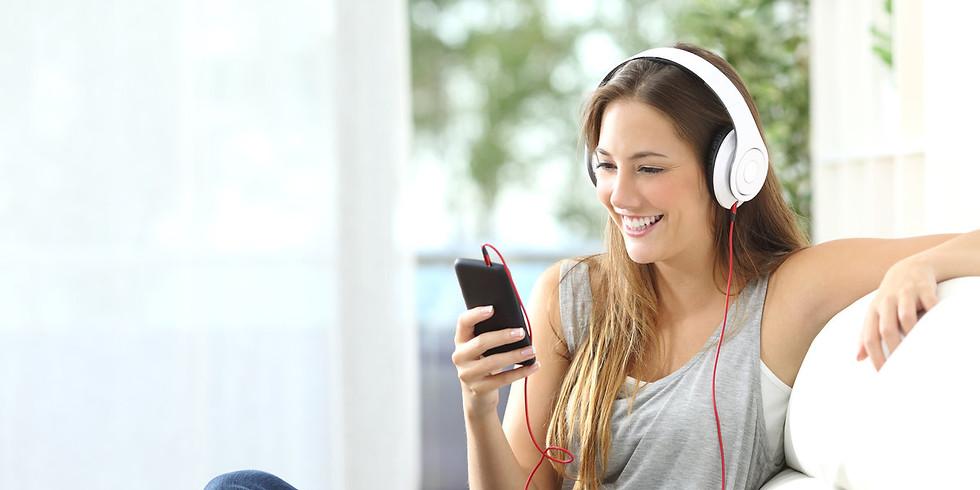 Remote Conversation Club: Podcasts, Books, Films