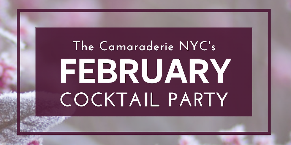 February Cocktail Party