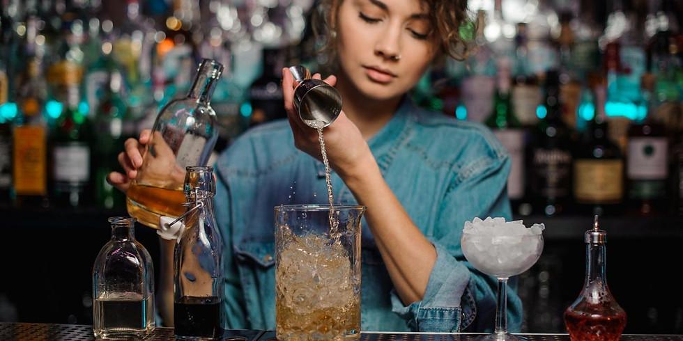 Fundamentals Of The Home Bar + Classic Cocktail Tutorials