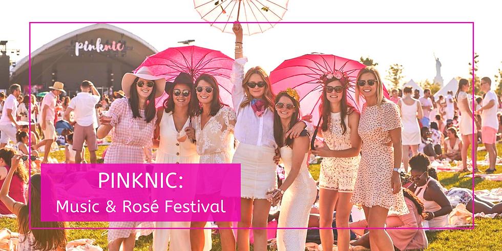 PINKNIC: Music & Rosé Festival