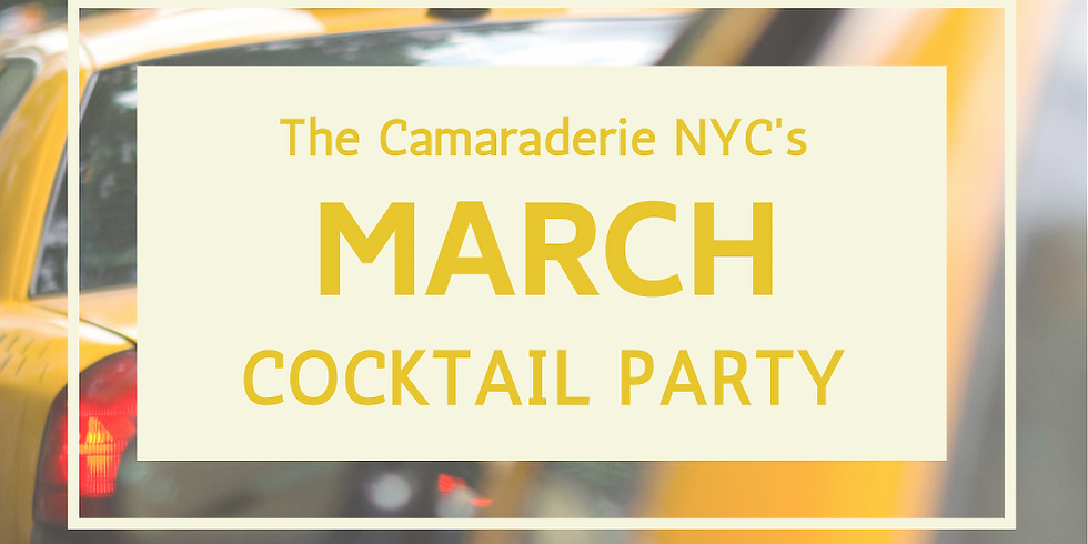 March Cocktail Party