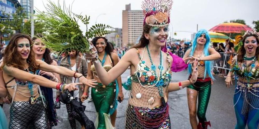 Coney Island's Annual Mermaid Parade