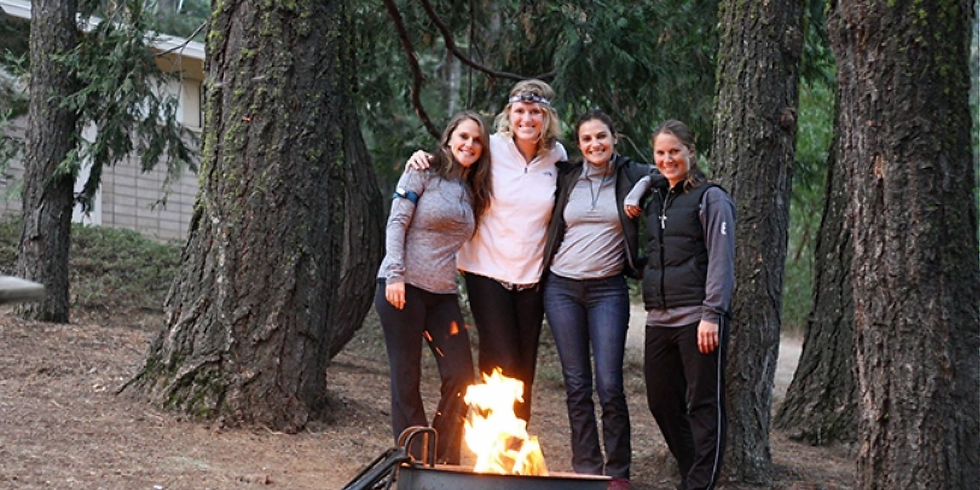 The Camaraderie visits the OutdoorFest NYC Campout!!