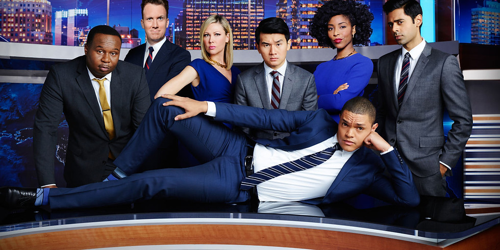 Members - The Daily Show with Trevor Noah