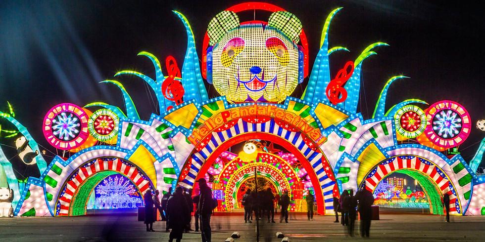 Largest Lantern Festival In North America