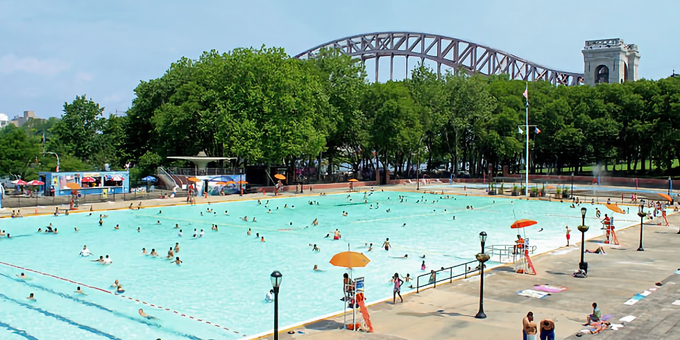 Picnic & Pool Hang at Astoria Park