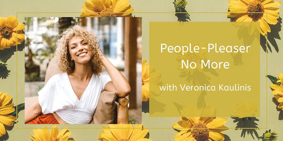Remote Conversation Club: People-Pleaser No More