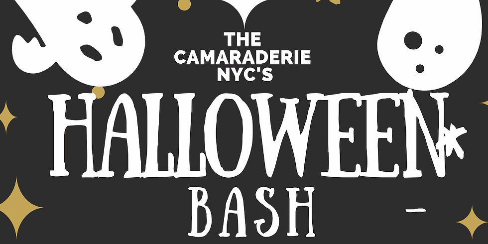 Members - October Cocktail Party - Halloween Bash!