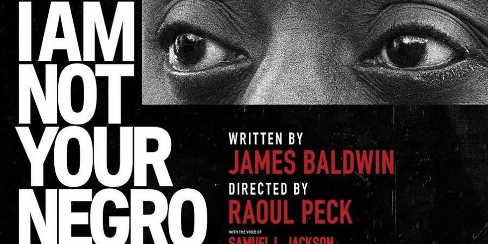 Remote Watch Club: I Am Not Your Negro