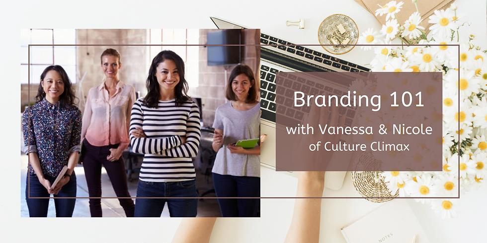 Remote Conversation Club: Branding 101