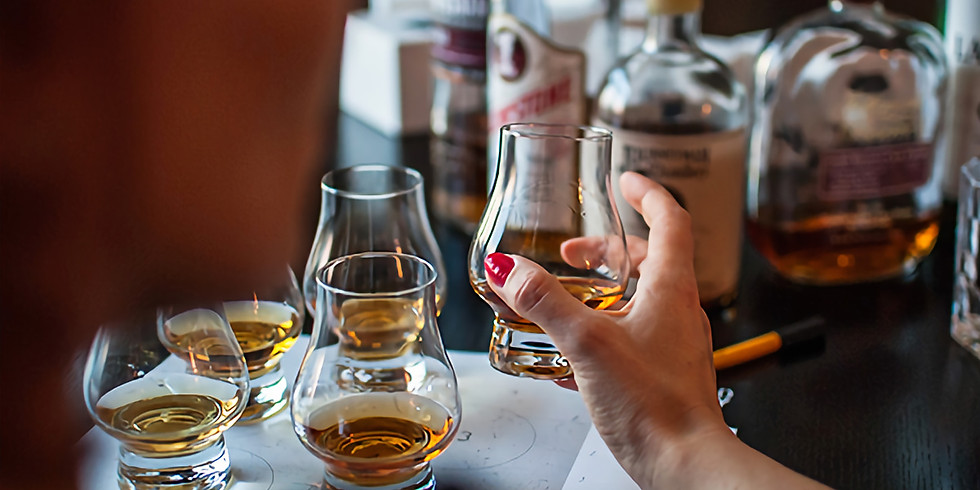 A Whiskey Home Delivery & Tasting Night
