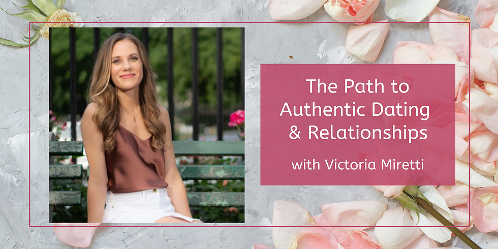 Remote Conversation Club: The Path To Authentic Dating & Relationships