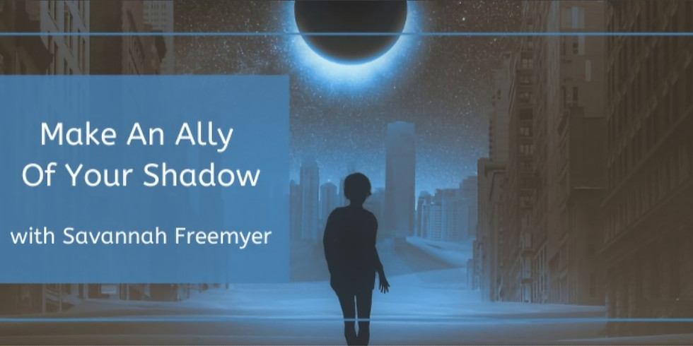 Remote Conversation Club: Make An Ally Of Your Shadow