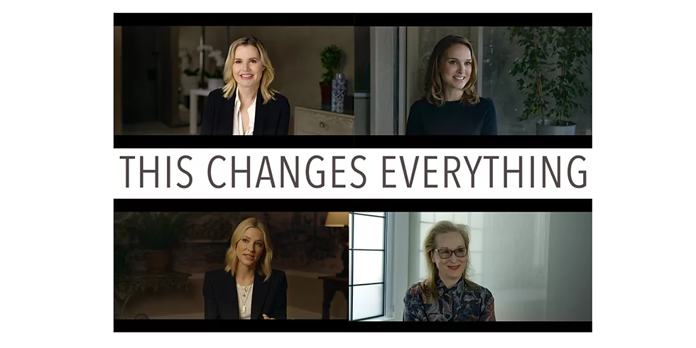 This Changes Everything - Screening
