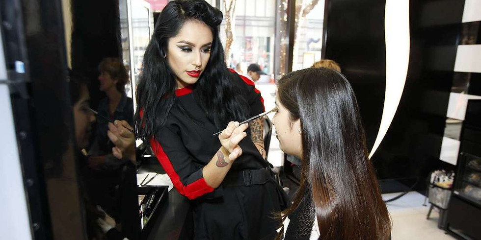 Members - The Camaraderie Visits Sephora for a 'Day to Night' Make Up Workshop