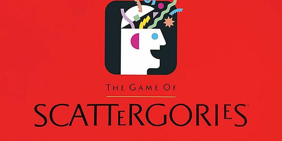 Remote Game Night: Scattegories