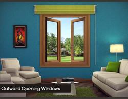 Outward Opening Windows