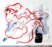 """Alma Ulrikke Bille Stræde, """"Suggestions for sculptures2"""", 2016, foto inkjet print, 75x50 cm"""