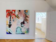 Dive, solo exhibition Alice Folker Gallery