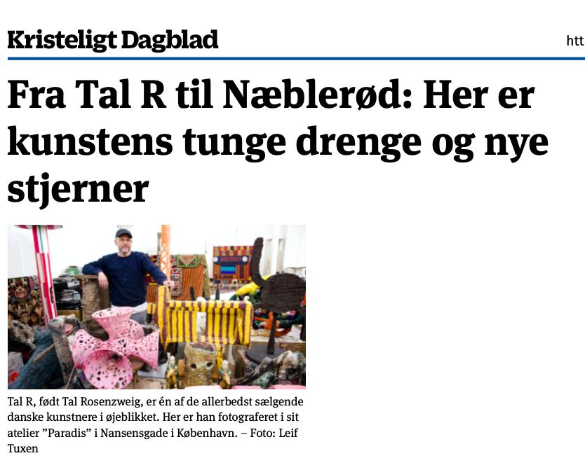 Kristlig Dagblad 16 February 2019