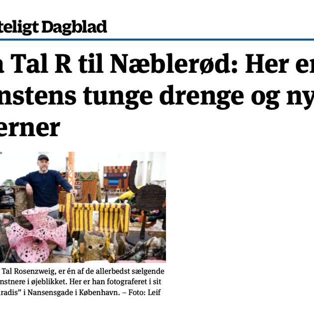Kristlig Dagblad Feb 2019