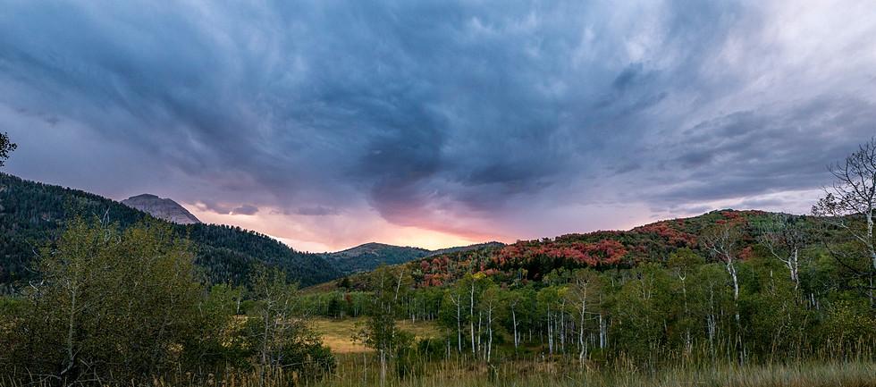 Alpine Loop Sunset