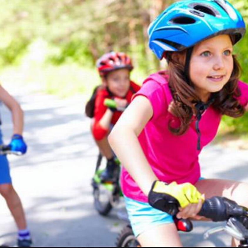 Family Expo: Helmet Fitting