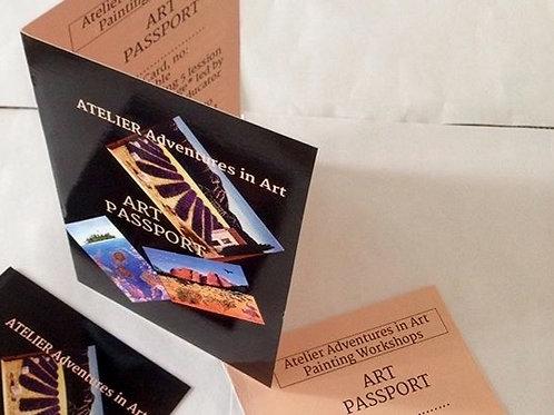 """""""ART PASSPORT""""Gift Card"""