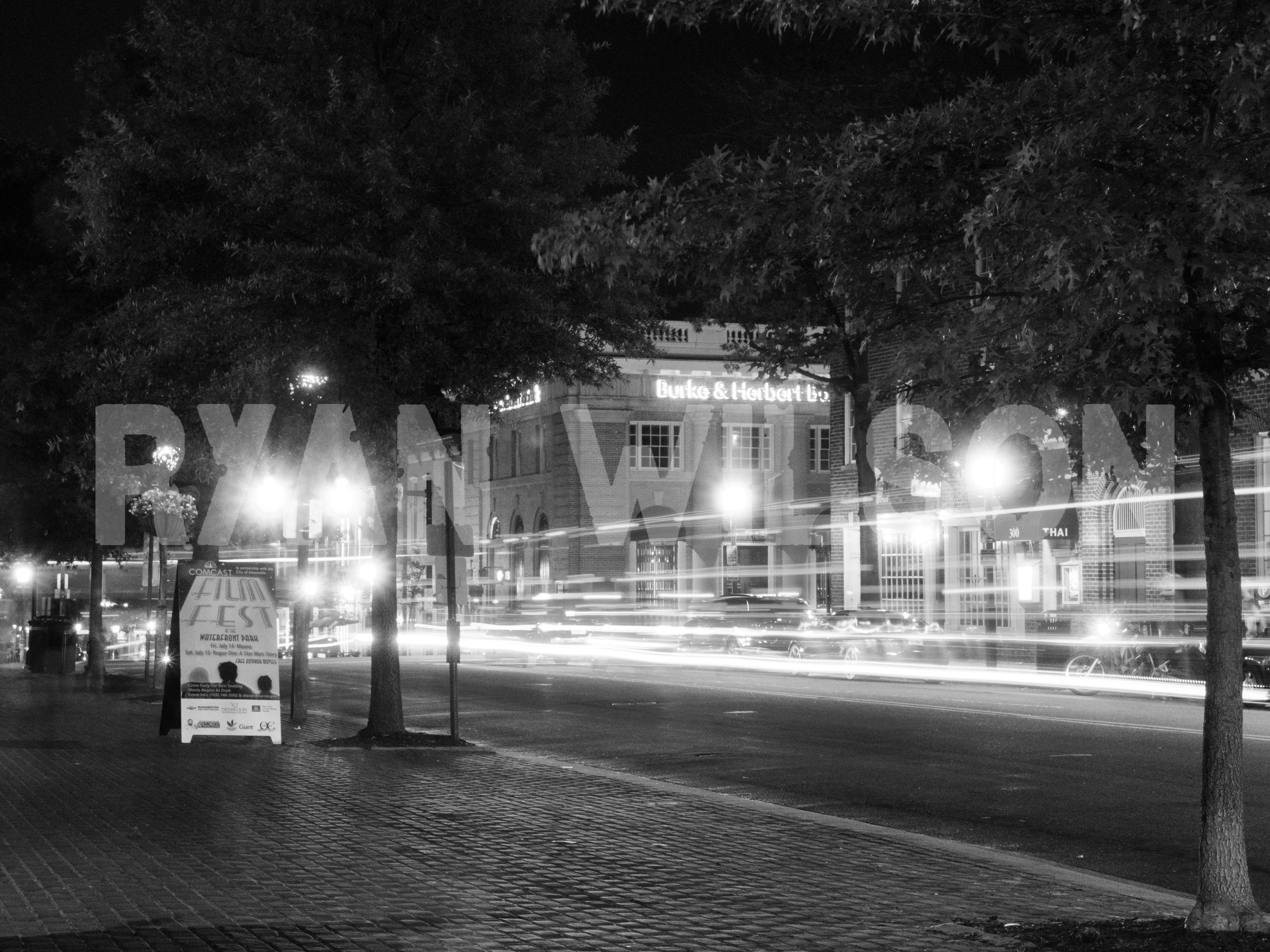 Old town Alexandria