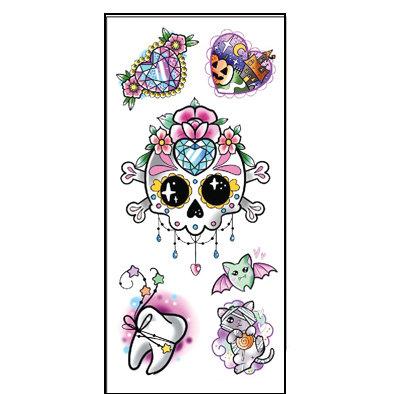 skull sweet | גולגולות