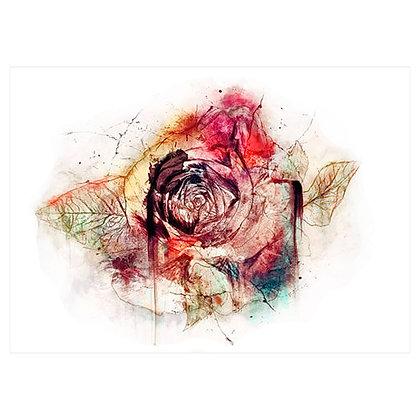 art flower /פרח מרהיב