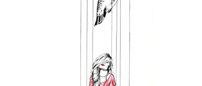 puppet girl temp tatto | ילדה על חוט בובה קעקוע זמני