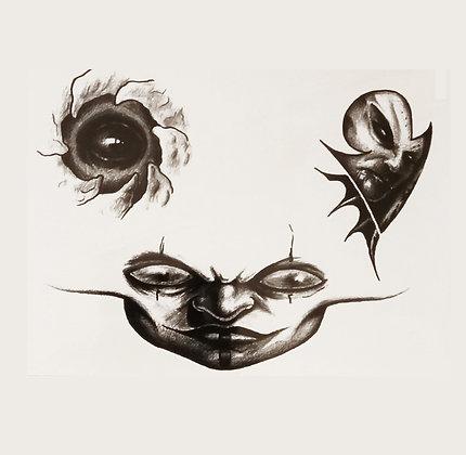 secret face / פנים מסתוריות