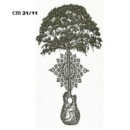 guitar tree / עץ גיטרה