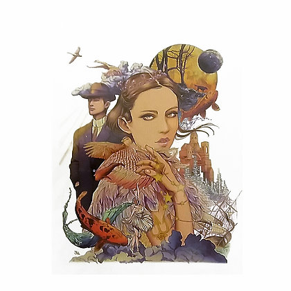 Retro woman / אישה רטרו