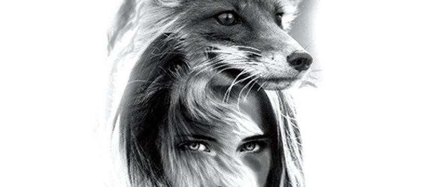 fox woman   אשת שועל