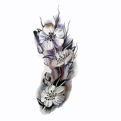 light flowers |פרחים לבנים ורודים