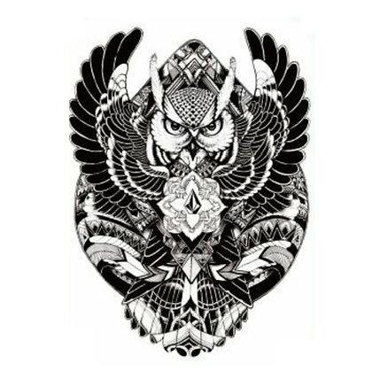 Eagle Tribal    ינשוף טרייבל