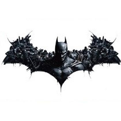 batman temporary tattoo | בטמן