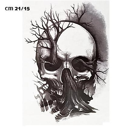 skull tree / גולגולת יער