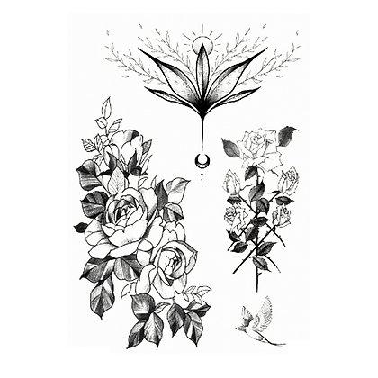 black flowers | פרחים שחורים