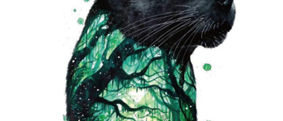 green Puma /פומה שחורה