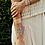 Thumbnail: henna gold temp tattoo | קעקועי זהב, חינה, צמידים ליד