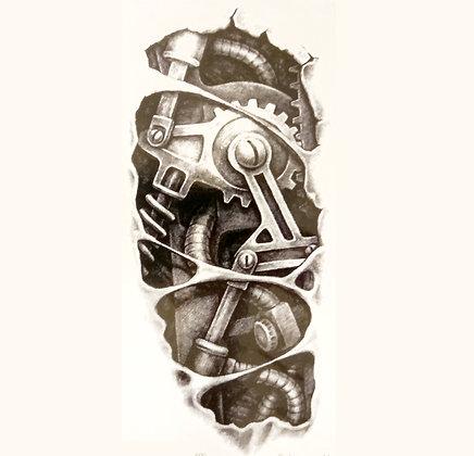 machine hand / יד מכונה